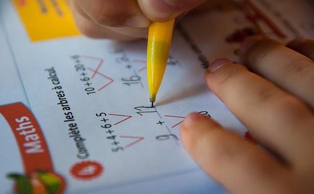 matematické příklady