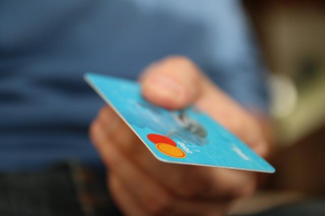použití kreditky