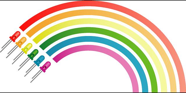 LED žárovky E27 10 W mohou mít různý index podání barev