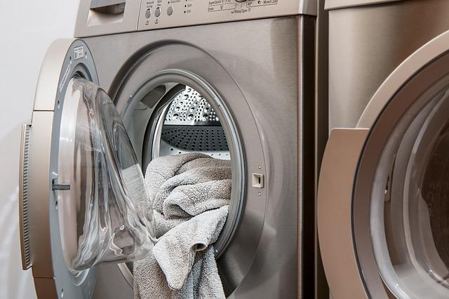 spotřebiče prádelny