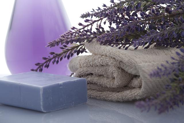 mýdlo z levandule