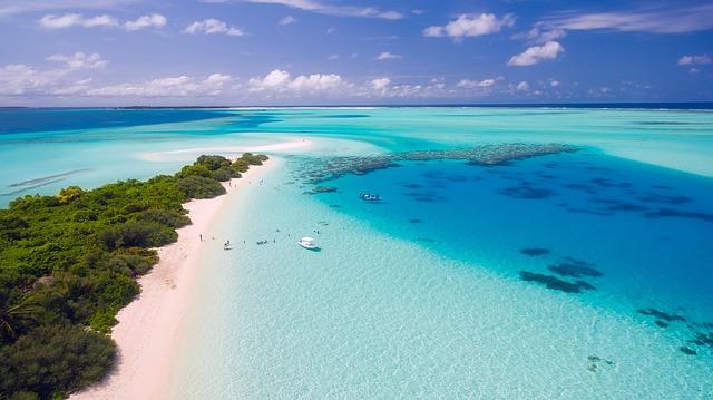 Maledivy atol