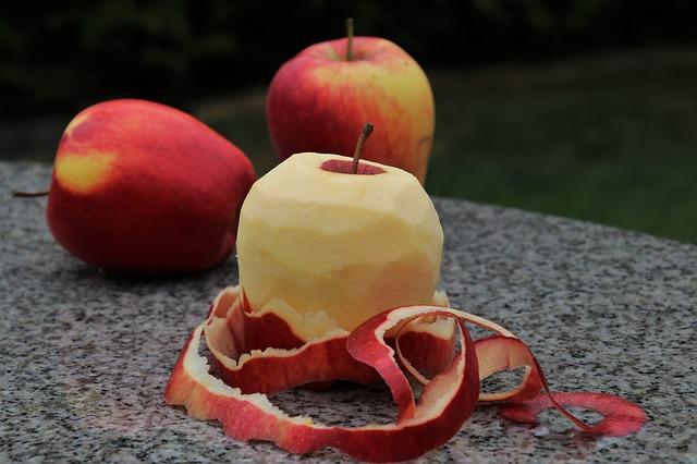 Hubněte s ovocem